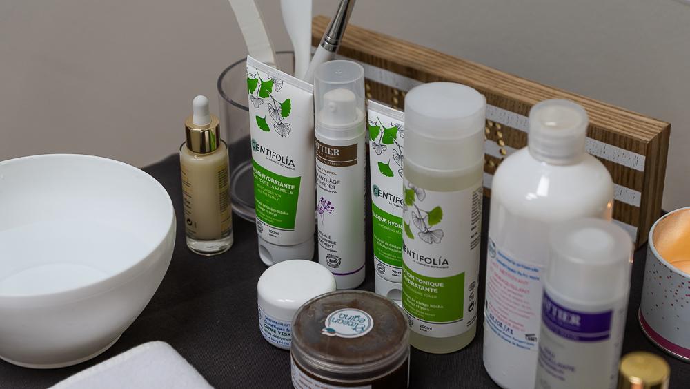 produits cosmétiques Aline Boillod