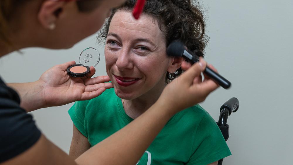 maquillage Aline Boillod